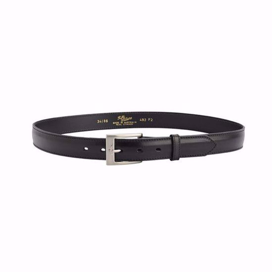 RM Williams 1.25″ Yearling Leather Dress Belt